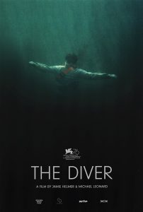 The Diver poster