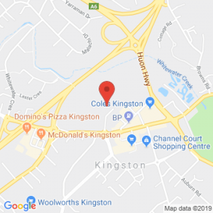 Kingston community hub location