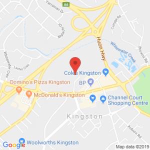 Kingston community hub location